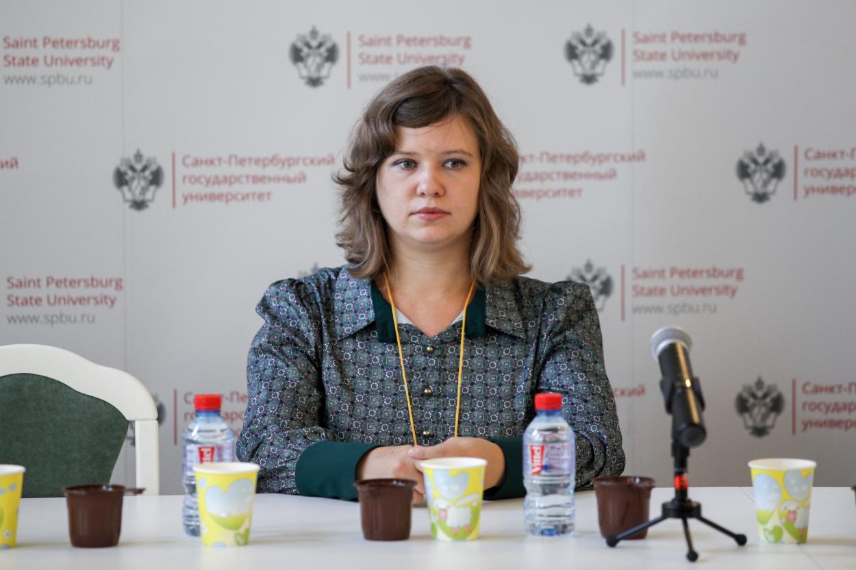 старший преподаватель, к. филос. н. Мария Александровна Секацкая