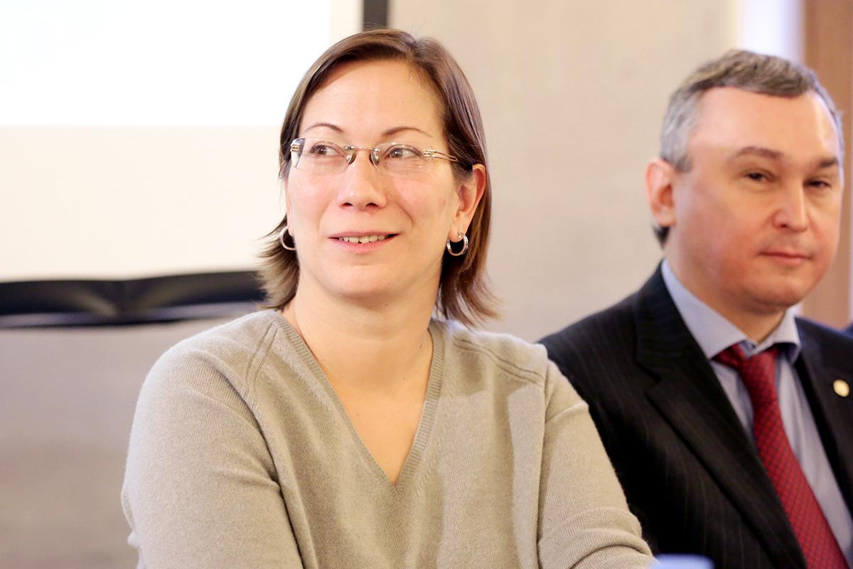 Старший преподаватель СПбГУ, руководитель проекта «Нередица. Связь времен» Татьяна Ласка