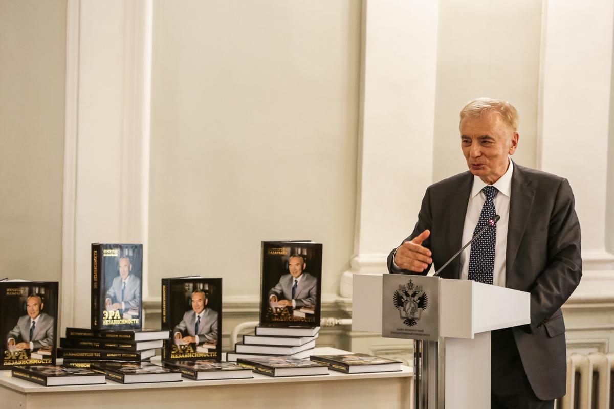 Заместитель исполнительного директора Фонда первого президента Республики Казахстан Елбасы Игорь Рогов