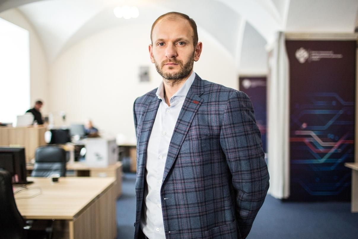 Максим Рукинов, директор Центра технологий распределенных реестров СПбГУ