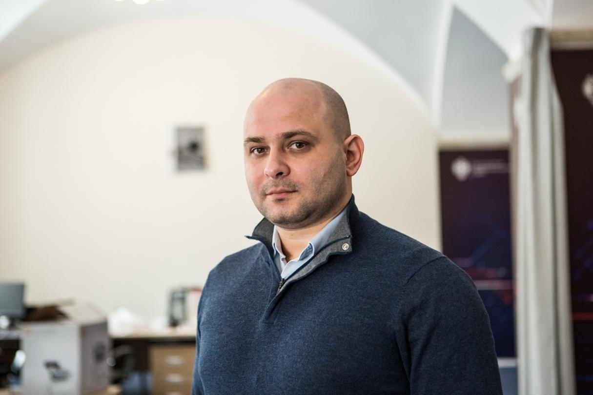 Тимофей Утнасин, технический директор Центра технологий распределенных реестров СПбГУ