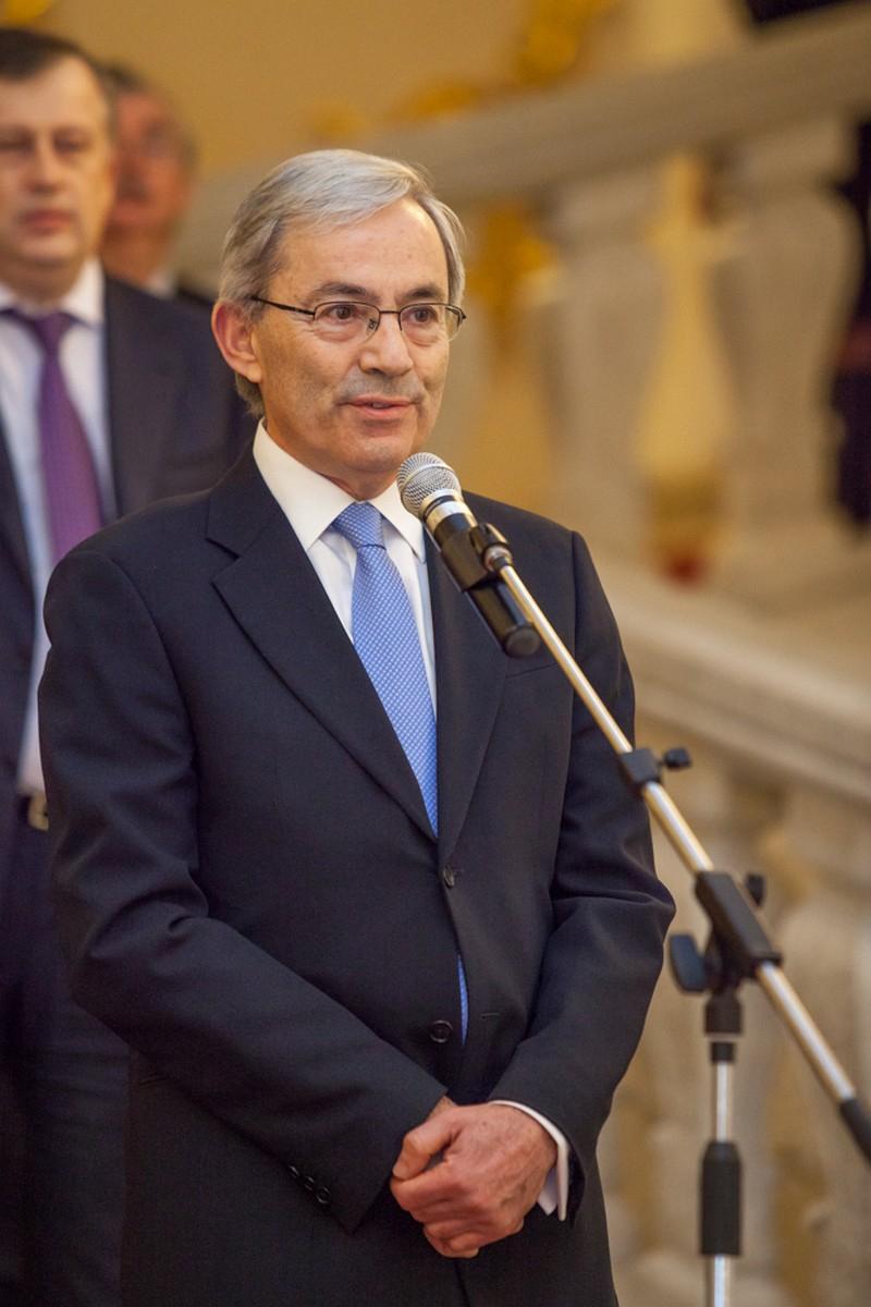Профессор СПбГУ, лауреат Нобелевской премии в области экономики Кристофер А. Писсаридес