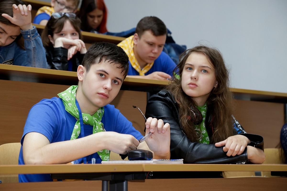 Фото: пресс-служба АНПО Школьная лига РОСНАНО