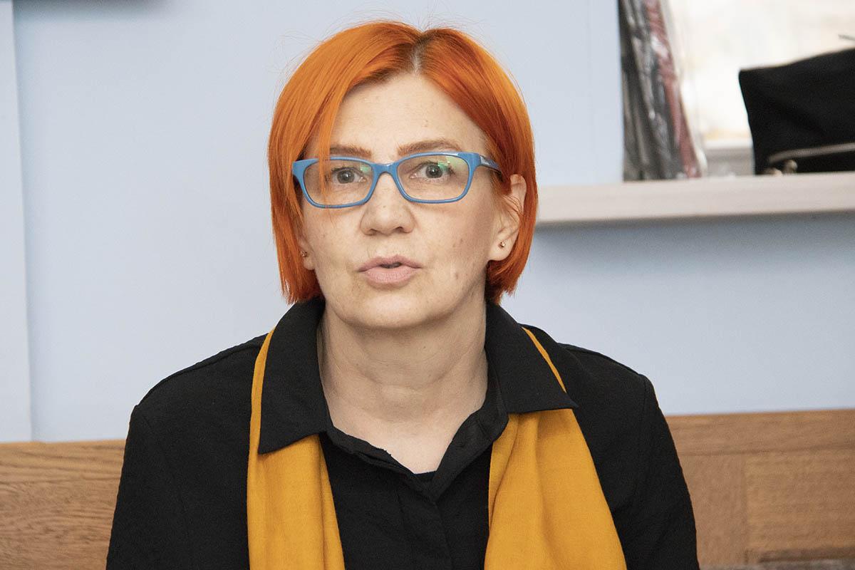 Председатель совета программы, директор Фонда Pro Arte Елена Коловская