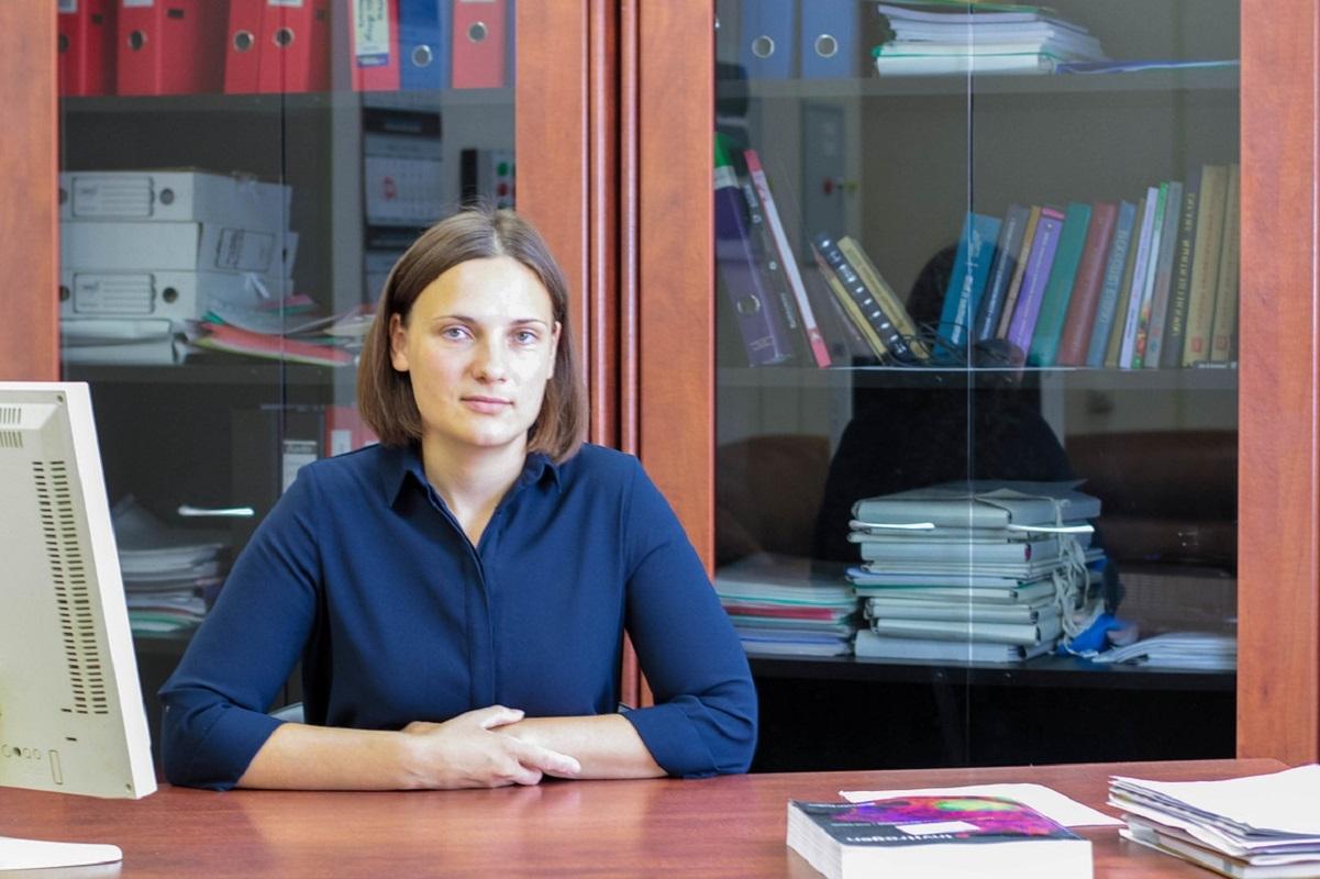 Заместитель директора НИИ гриппа имени А. А. Смородинцева, выпускница СПбГУ Дарья Даниленко