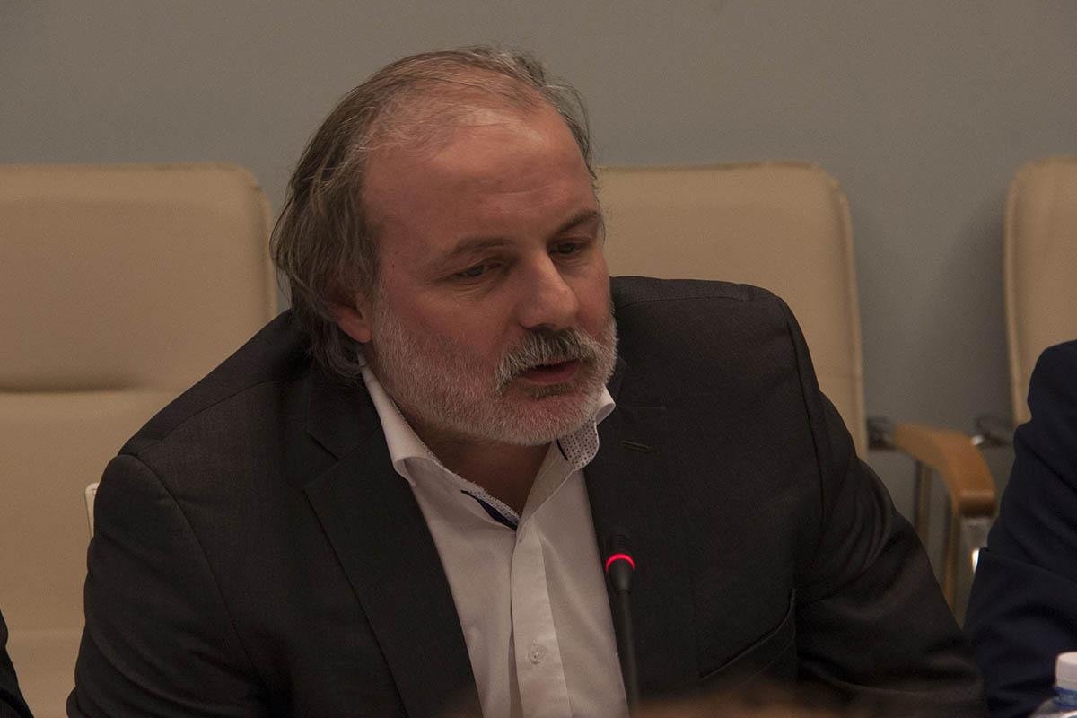 Директор Московского центра непрерывного математического образования, член совета программы Иван Ященко