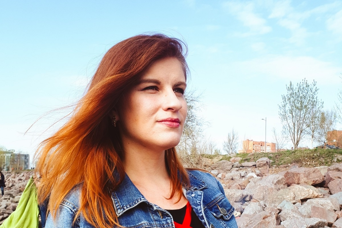 Мария Лукашенко, студентка СПбГУ, участница исследования