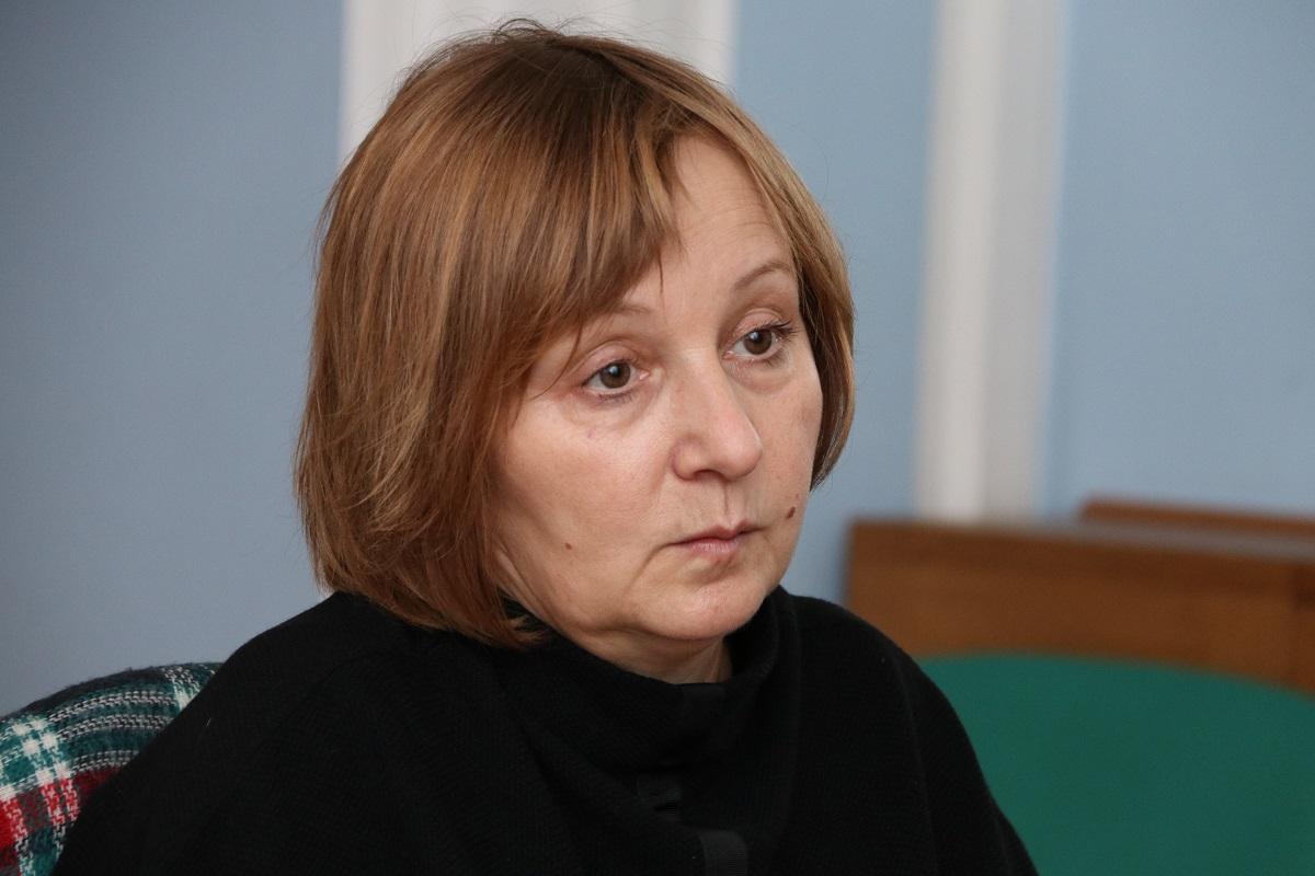 Член совета программы, руководитель программы «Кураторские исследования» Олеся Туркина