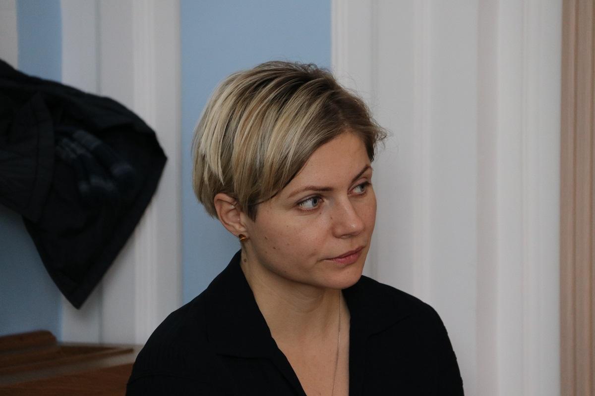 Член совета программы, научный сотрудник Государственног Эрмитажа Ксения Малич