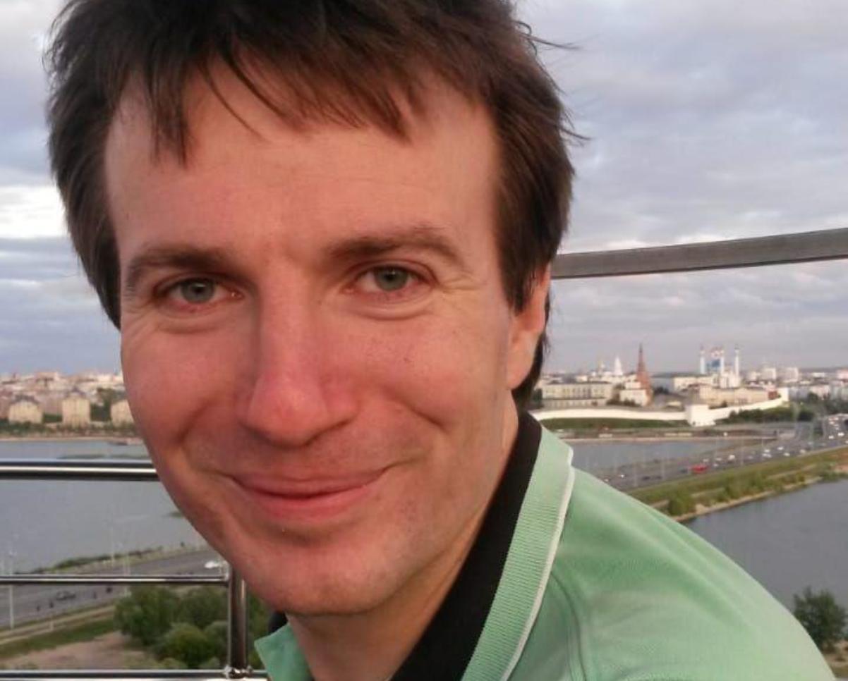 Доцент кафедры квантовой механики СПбГУ Илья Мальцев