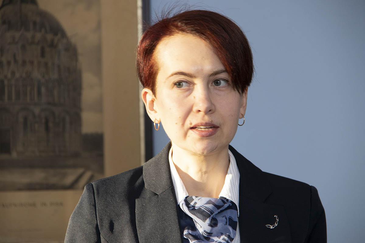Председатель совета программы «Музыкальная критика» Татьяна Букина