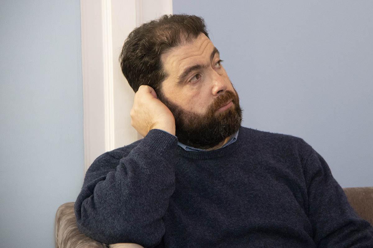Член совета программы «Музыкальная критика» Константин Учитель