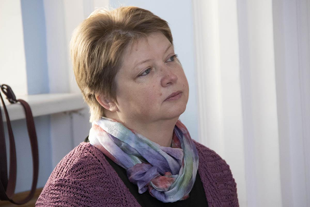 Член совета программы «Музыкальная критика» Анна Петрова