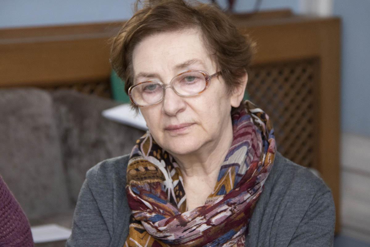 Член совета программы «Музыкальная критика» Людмила Ковацкая