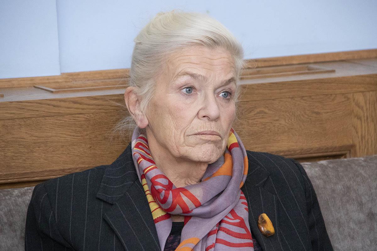 Член совета программы «Музыкальная критика» Анна Порфирьева