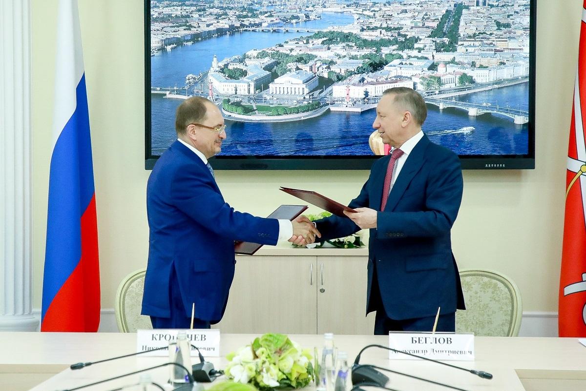 Фото: Администрация Санкт-Петербурга