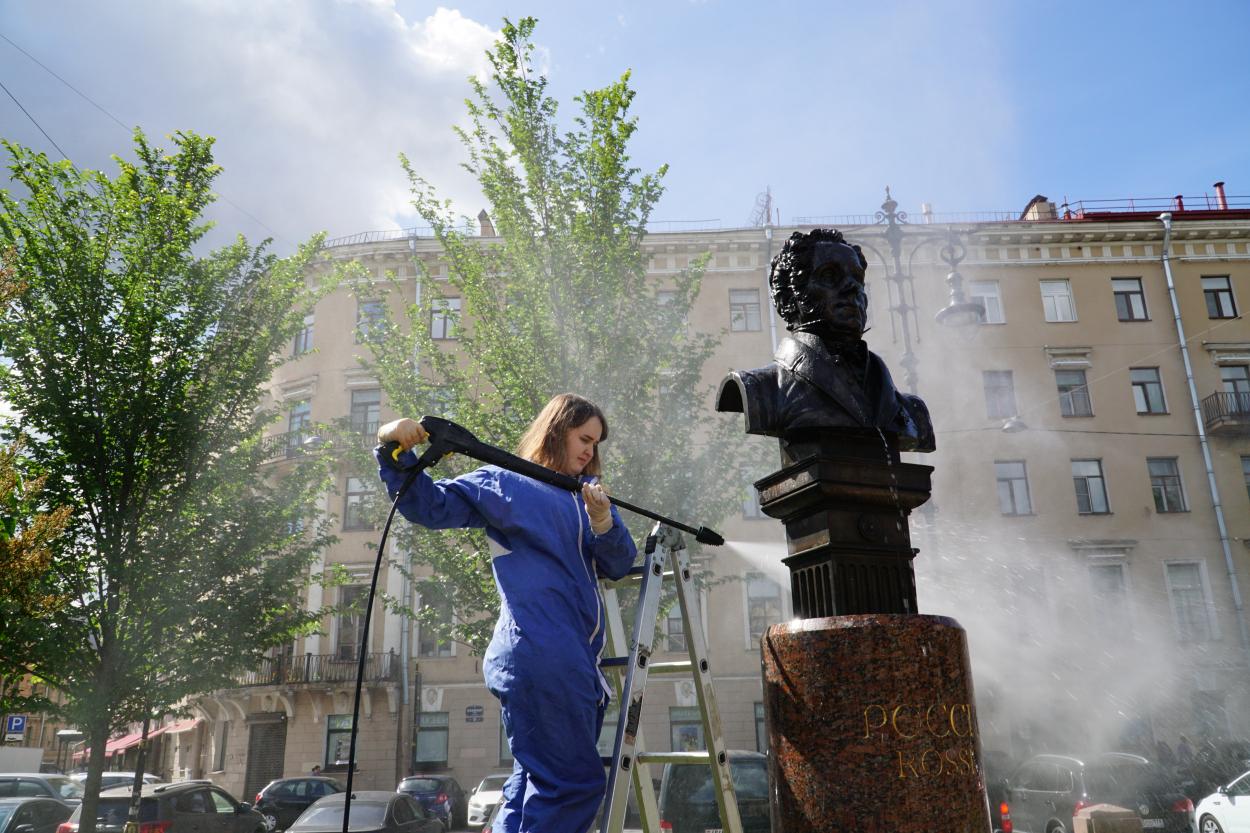 Фото предоставлено СПбГБУК «Государственный музей городской скульптуры»