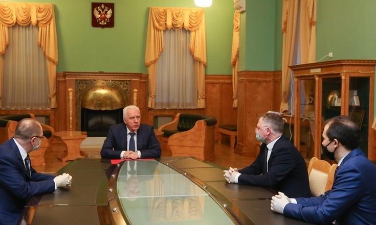 Фото: Официальный сайт полномочного представителя Президента Российской Федерации в Северо-Западном федеральном округе
