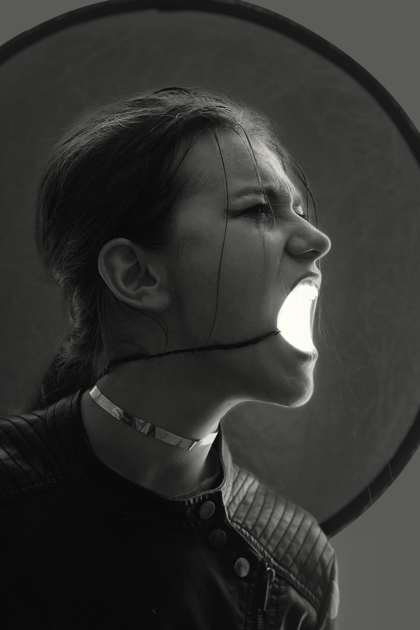 Портрет №2. Дарья Паясь