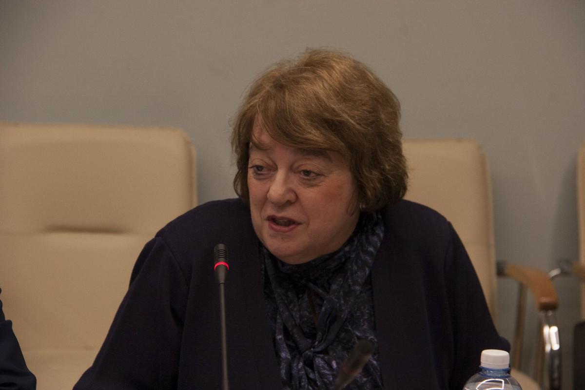 Генеральный директор Государственного музея-заповедника «Петергоф», член совета программы Елена Кальницкая