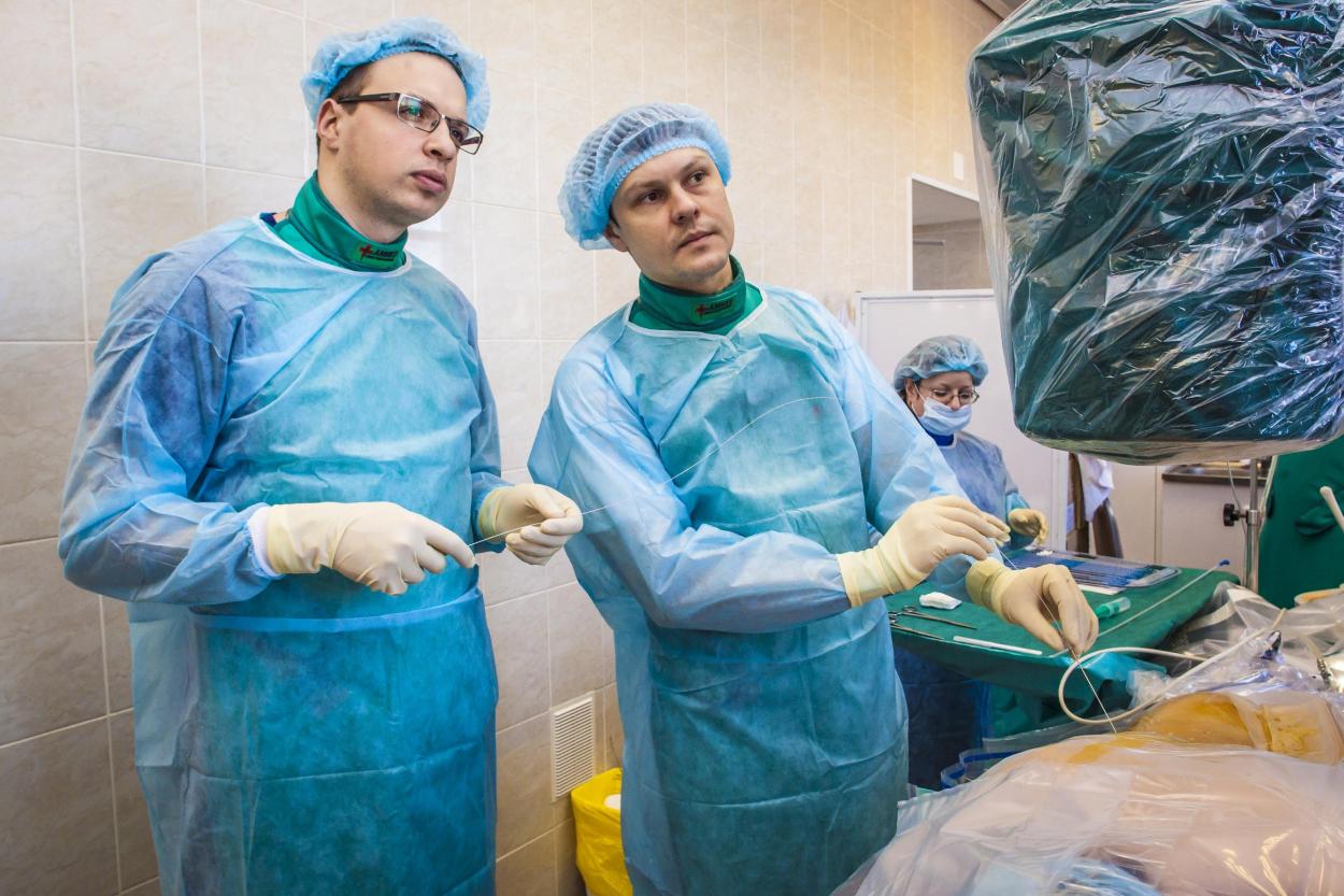 Санкт-Петербургский многопрофильный клинический комплекс